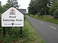 Royal Tunbridge Wells Sign on B2169 Bayham Road - geograph.org.uk - 1410284.jpg