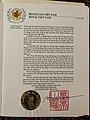 Royal decree of Emperor Bao Dai (page 2 of 2).jpg