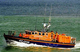 RNLB Ruby and Arthur Reed II (ON 1097) - Image: Ruby and Arthur Reed II