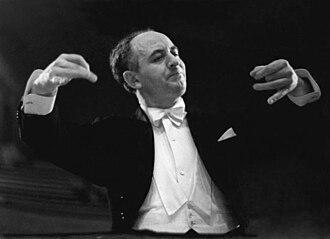 Moscow Chamber Orchestra - Rudolf Barshai, founder