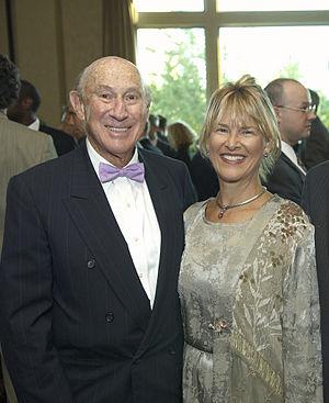 Rudolph Pariser - Rudy and Louise Pariser, 2005