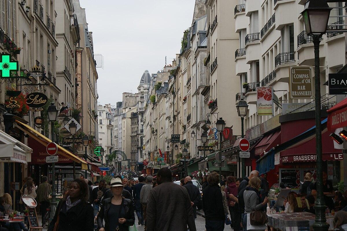 Cafes In Paris France