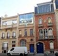 Rue Alphonse de Neuville 9-11 style éclectique.jpg