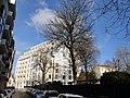 Rue Gallieni, Vichy avec le collège des Célestins..jpg