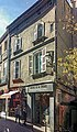 Rue Peyrolières - maison du ferronnier Bernard Ortet fin du xve siècle.jpg