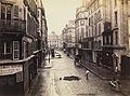 Rue de Constantine, Paris, by Charles Marville.JPG