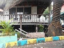 Rumah Panggung Betawi Wikipedia Bahasa Indonesia
