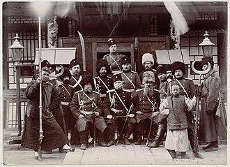 Alexander von Kaulbars - Alexander von Kaulbars during the Boxer Rebellion.