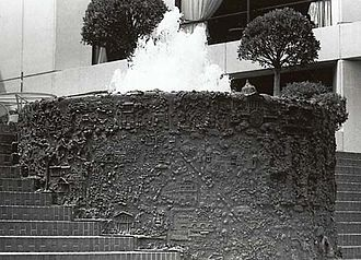 Ruth Asawa - Ruth Asawa's San Francisco Fountain at the Grand Hyatt San Francisco