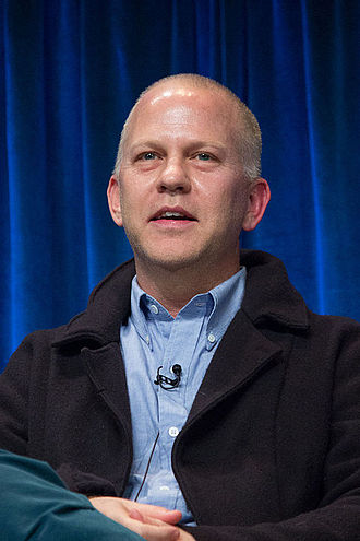 Ryan Murphy (writer) - Murphy at the PaleyFest 2013 panel for The New Normal