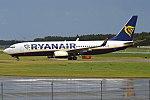 Ryanair, EI-FZA, Boeing 737-8AS (36833727290).jpg