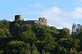 Rytro. Zamek z XV wieku na Górze Zamkowej 01.JPG