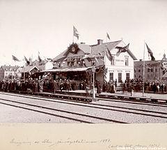 Sydlig station Örebro 1897. jpg