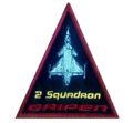 SAAF 2 Squadron Gripen flight patch.png