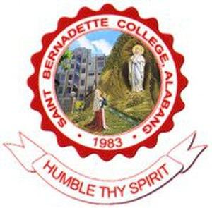 Saint Bernadette College of Alabang - SBCA logo1.jpg