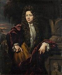 Portrait of Willem Backer (1656-1731)