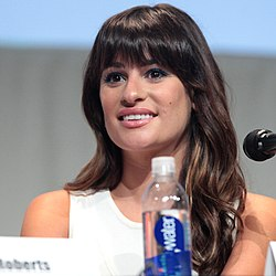 SDCC 2015 - Lea Michele (19157054024) (cropped).jpg