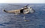 SH-3H Se King of HS-7 dropping torpedo c1988.jpg