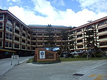 Saint Louis University (Philippines) - Wikipedia - photo#22