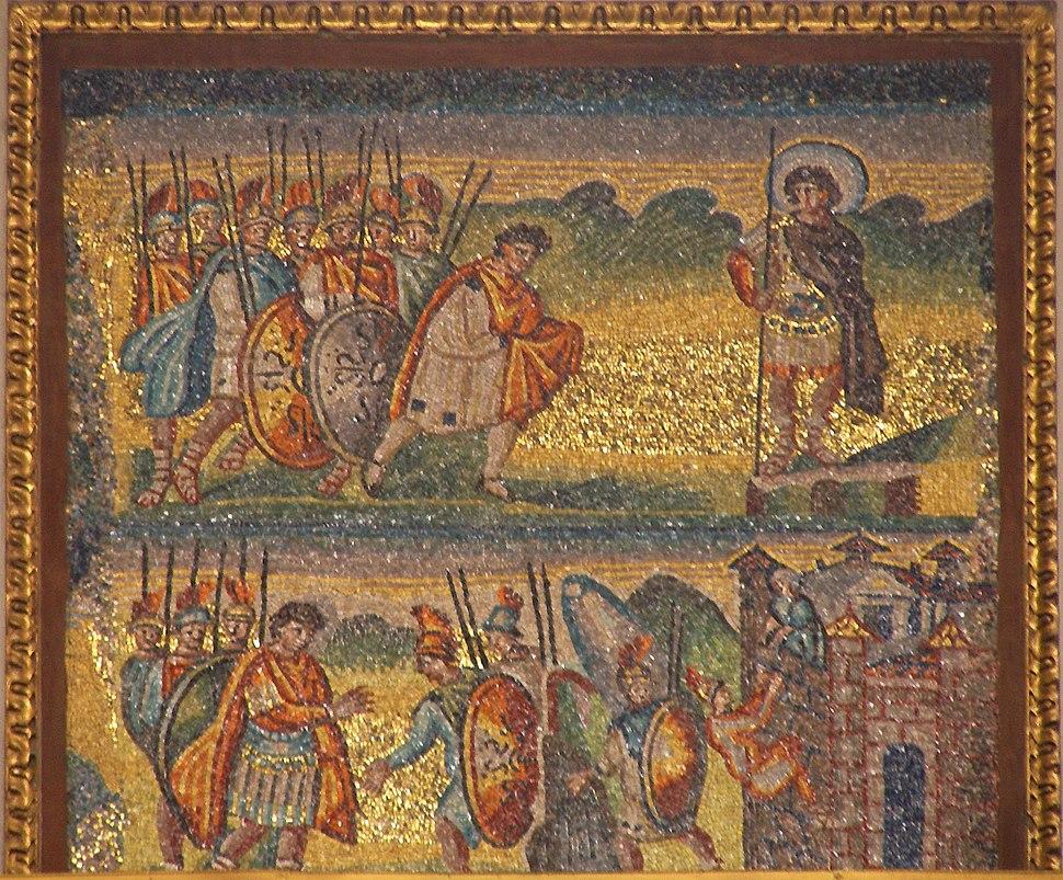 SMM Nave Mosaic