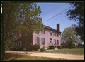 SOUTHEAST FRONT AND NORTHEAST SIDE - Brecknock, U.S. Route 13, Camden, Kent County, DE HABS DEL,1-CAM,3-23 (CT).tif