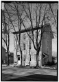 SOUTH FRONT FROM SOUTHEAST - Mansion House, 214 East Main Street, Centerville, Wayne County, IN HABS IND,89-CENVI,3-1.tif