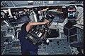 STS095-355-032 - STS-095 - Mukai on aft flight deck with HDTV camera - DPLA - 90cffd8185c669bad0989247fb95216a.jpg