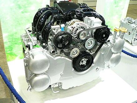 List of Subaru engines - Wikiwand