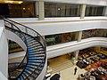 SZ 深圳香格里拉大酒店 Shangri-La Hotel Shenzhen interior void courtyard restaurant Lobby Lounge restaurant n stairs April 2016 DSC.JPG