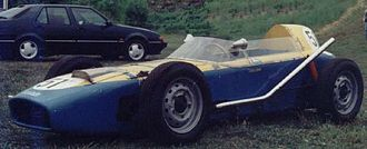 Formula Junior - Saab-powered Formula Junior