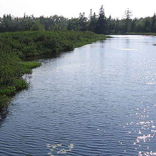 Sackville River