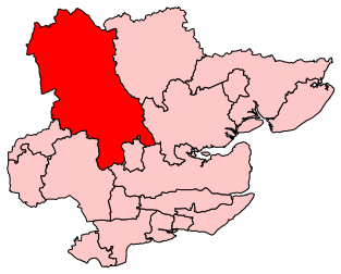 SaffronWalden2007Constituency.svg