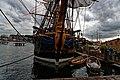 Sail Amsterdam - Javakade - View SSW on Replica Götheborg II.jpg