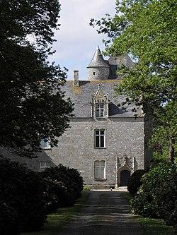 Saint-Frégant (29) Château de Penmarc'h.JPG