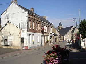 Saint-Jouin-Bruneval - Image: Saint Jouin Bruneval