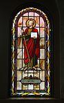 Saint Paul Catholic Church (Westerville, Ohio) - stained glass, arcade, Saint Paul.jpg