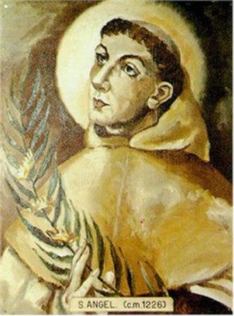 Angelus of Jerusalem - Portrait.
