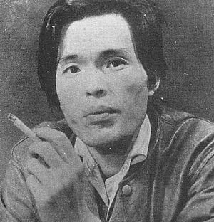 Sakunosuke Oda - Oda Sakunosuke (around 1945)