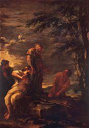 Salvator Rosa: Democritus and Protagoras