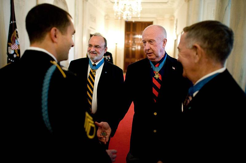 File:Salvatore Giunta before Medal of Honor presentation ceremony 2010-11-16.jpg