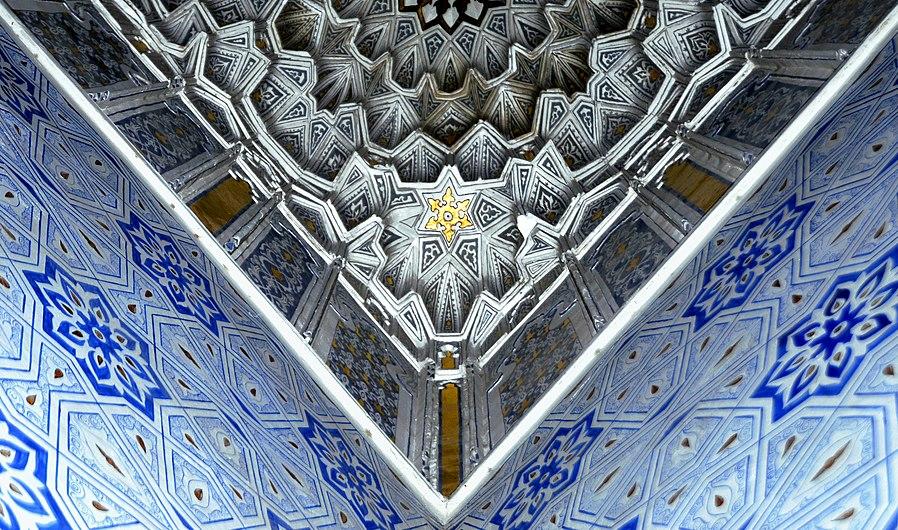 Samarcanda, Shah-i-Zinda 19.jpg