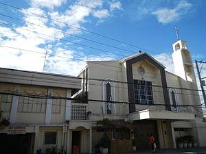 Santo Tomas, Pampanga - San Matias Parish Church