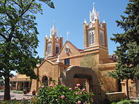 San Felipe de Neri Church, Albuquerque NM.jpg