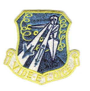 Beale Air Force Base - Emblem of the San Francisco Air Defense Sector