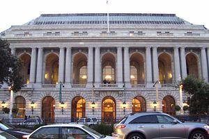 San Francisco Opera House, USA
