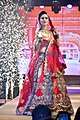 Sana Khan grace the Archana Kochhar's Fashion Show at merchant wedding show (6).jpg