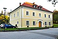Sankt Georgen am Laengsee Schlossallee 2 Pfarrhof 10092011 888.jpg