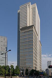 Sanno Park Tower skyscraper