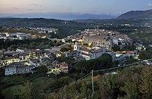 362fbf3546ae Sant Agata de  Goti seen from above