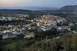 Sant'Agata de' Goti – Veduta